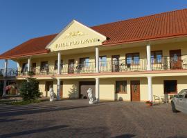 Hotelik Pod Lwami, Małaszewicze Duże