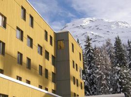 St. Moritz Youth Hostel, São Moritz