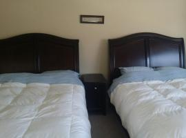 Irvine Guest House, Irvine