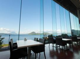 The Lake View Toya Nonokaze Resort, Lake Toya
