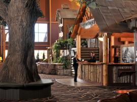 Grand Lodge Waterpark Resort, Rothschild