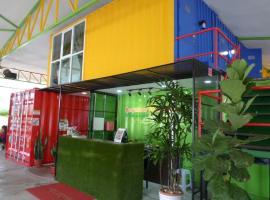 Container Gardenstay, Johor Bahru