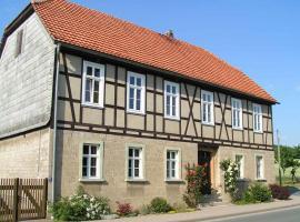 FeWo Gutendorf, Bad Berka
