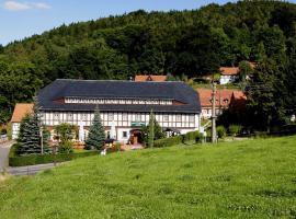 Wanderhotel Sonnebergbaude, Waltersdorf