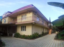 Guest House at Kaspiyskoy Ulitse, Adler