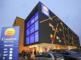 Comfort Hotel Expo Colmar, Kolmaras