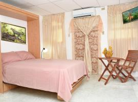 Apartment at Cumana Beach Resort, Petit Trou
