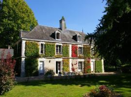Hostellerie du Château de l'Isle, Civray-de-Touraine