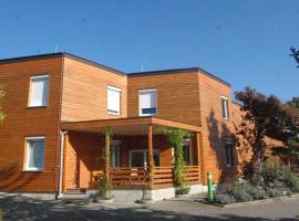 Greencity Boardinghouse, Freiburg im Breisgau
