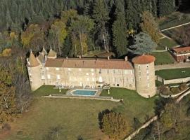 Château De Vollore, Vollore-Ville
