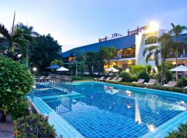 Sunshine Garden Resort, Pattaya North