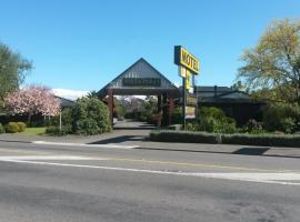 The Highwayman Motel, Masterton