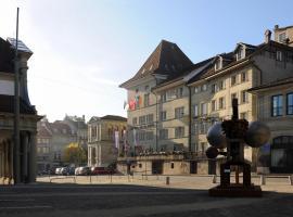Hôtel de la Rose, Friburgo