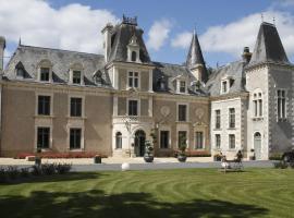 Château De La Barbinière, Saint-Laurent-sur-Sèvre