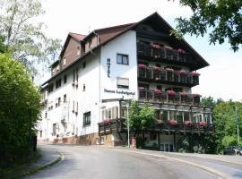 Hotel Ludwigstal, Schriesheim