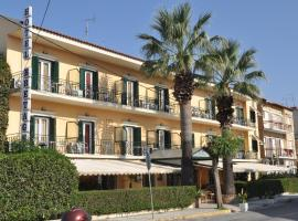Hotel Bretagne, Thị trấn Corfu
