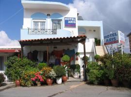 Aris Hotel, Anogia