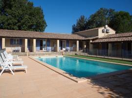 Motel Le Clos De La Cerisaie, Castillon-du-Gard
