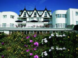 Hotel De Normandie, Saint Helier Jersey