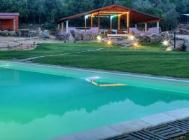 Green Park Country lodge, San Pantaleo