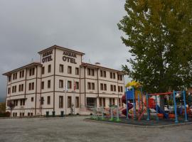 Akbak Hotel, Aşağıbozan
