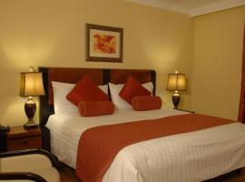The Villa Rose Hotel & V-Spa
