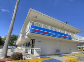 Motel 6 Orlando - Winter Park, Orlando