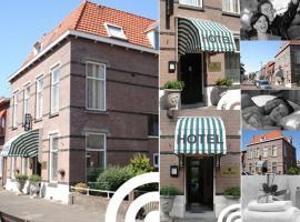 Hotel Kuiperduin, Hoek van Holland