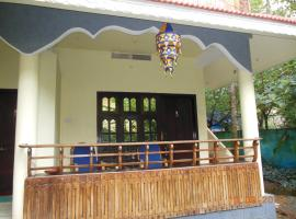 Cliff Lounge Guesthouse, Varkala