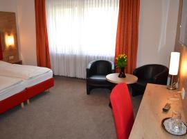 Hotel Minerva Garni, Düsseldorf