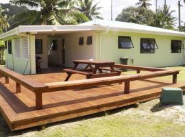 Flame Cottage, Rarotonga