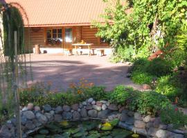 Brīvdienu māja Mētriņi, Кекава