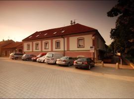 Penzion Křelov, Křelov