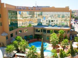 Amman West Hotel, Amã