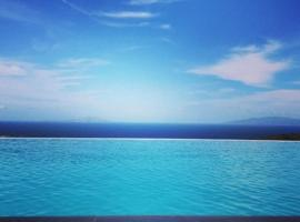 Villa Athena, Drios