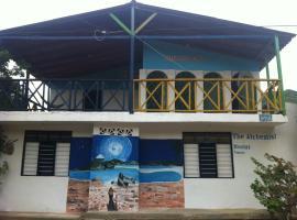 El Alquimista Hostel, Taganga