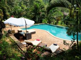 Hillside - Nature Lifestyle Lodge, Luang Prabang