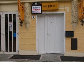 Müller's Hostel, Siófok