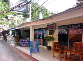 Paradise Dorm Room, Phi Phi Don