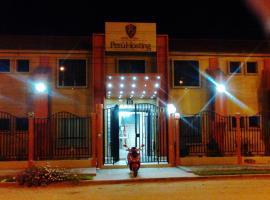 Peru Hosting Talara, Talara