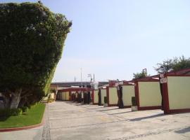 Hotel del Valle, Cuautla Morelos