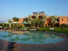 Riad Al Mendili Kasbah Private Resort & Spa, حد عبد الله ريات