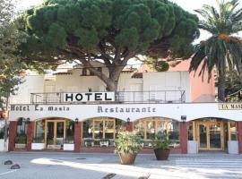 Hotel la Masia, Portbou