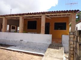 Casa de Praia, Barra de Tabatinga