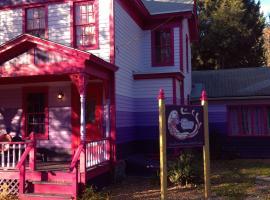 The White Dove Rockotel, Woodstock