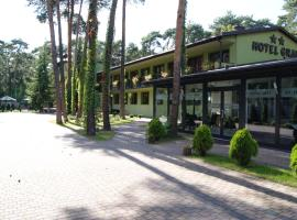 Hotel Graf, Łask