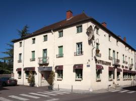 Hôtellerie du Val d'Or, Mercurey