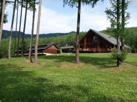 Log Hotel Larch Lake Kanayama, Minamifurano
