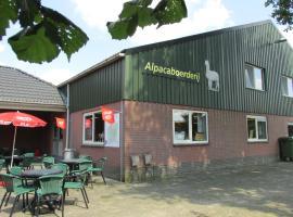 De Alpacaboerderij, Bocholt