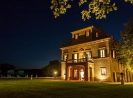 Villa Nena, Tolentino